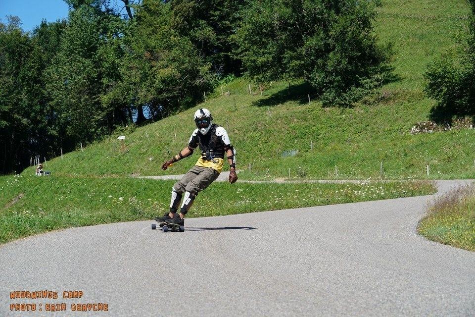 Skateboarding Camp