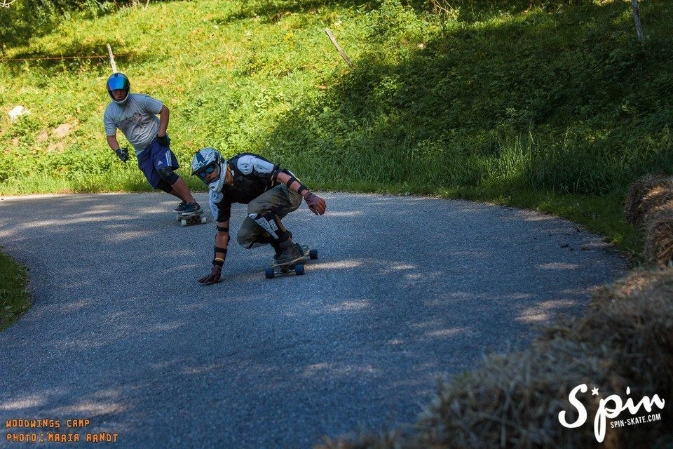 Woodwings Longboarding