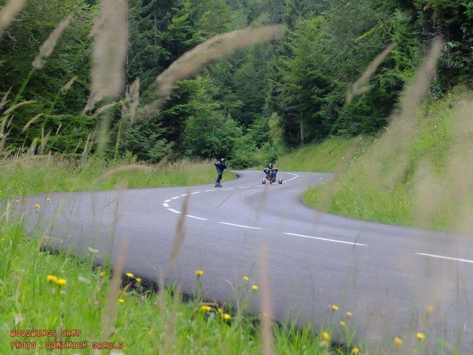 Downhill Skateboarding Europe