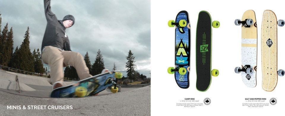 Mini Cruiser Skateboards